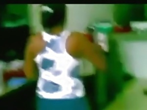 Indian Teen Fucks Her BF In The Kitchen