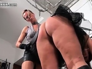 Nasty fat whore gets her big ass spanked part3