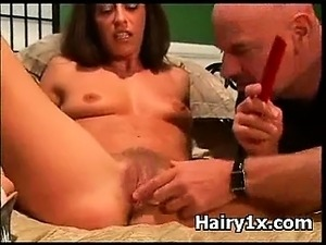 Voluptuous Sweetie Rammed Wild In Hairy Pussy