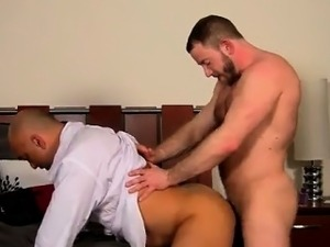Amazing gay scene Colleague Butt