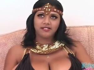 kristina milan hot arab girl gets fucked