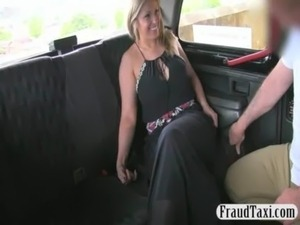 Huge boobs blonde amateur babe pussy fucked with a driver free