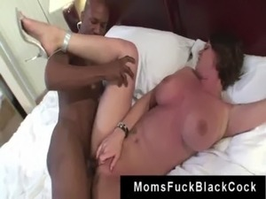 Brunette mother Kayla Quinn railed by mailman free