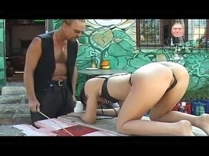 Ugly older woman likes to be dominated to the utmost limits