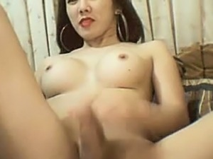 Hot Asian Solo Tranny Porn