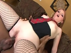 Beautiful Carolina West Getting Creampied