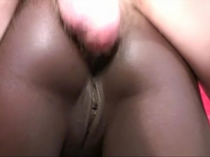 Hot interracial group action with one busty bog boobed black MILF getting...