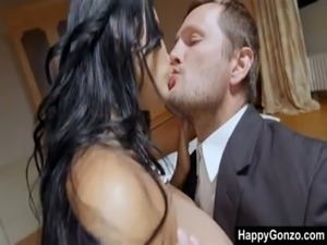 Busty Anissa Kate fucked in her tight ass free