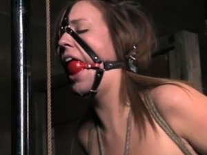Nipple clamped sub gets disciplined