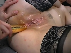 These two insatiable sluts have no limits... and when toys don't work good...