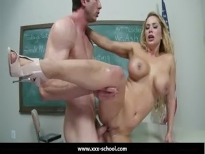 29-Teachers and schoolgirls fucked at school free