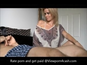 Stepmom has an affair with her stepson - Viewporn4cash.com free