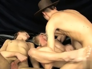 Hardcore gay This time he\'s tormenting Dean Holland and Jord