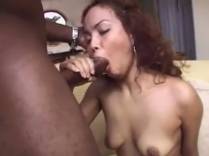 Sweet is hot for cock