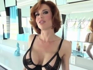Fetish milf anally fucked