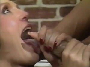 Blonde Giving Head And Fucking Classic