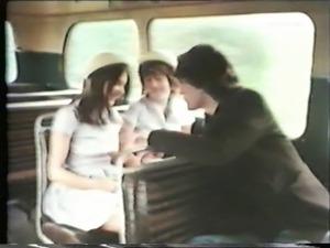 Vintage Taboo Loop - Schoolgirl Joyride