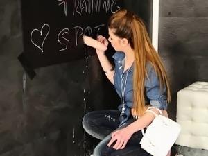 Cum loving wam fetish ho