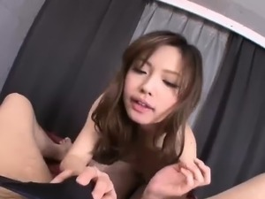 Subtitles - Japanese beauty Aiko Hirose in well office sex