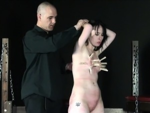 Faes breast whipping punishment