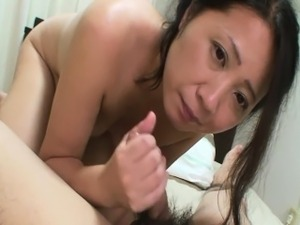 Rie Kariya - JAV Momma Pinkish Pussy Plugged And Creampied