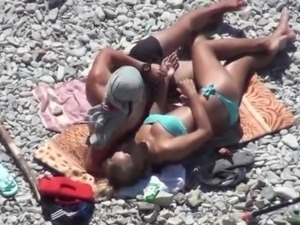 Beach - just having sex at the beach