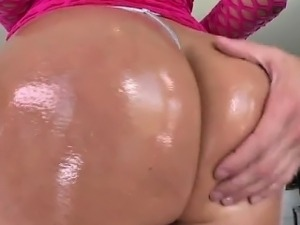 Thick Black Chick Used in Ass Ebony Star