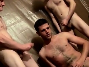 Sexy naked korean gay guys and close up twink ass hole movie