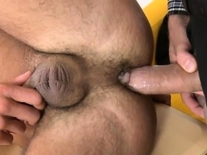 Smutty and delighful facial cumshot for charming flower boy