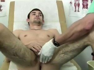 Young gay boys doctors porn first time After I massaged his