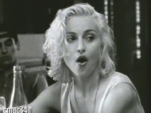 madonna learn blowjob