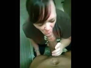 Sucking a huge BBC