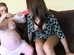 Pregnant Cuckquean Wants You to Impregnate Her Friend JOI