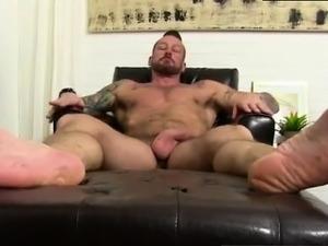 Gay sex boy hot emo Hugh Hunter Worshiped Until He Cums