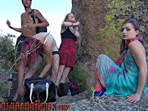 Behind The Scenes - Real Colorado Girls Photo Shoot Part 2