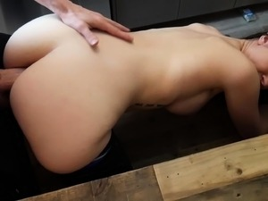 naughty-hotties net - ashley al blackmailed anal