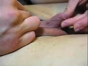 Inexperienced milf having fun with her clitoris that is eno