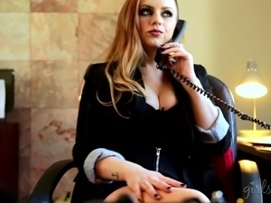 Charlotte Stokely and the investigator Lexi Belle