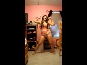 Thick Latina Bedroom Performance