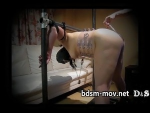 D&S MASTER JOKER BDSM session