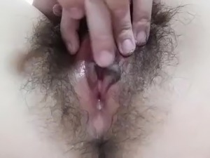 Japanese girl - Massive contracting orgasm 2
