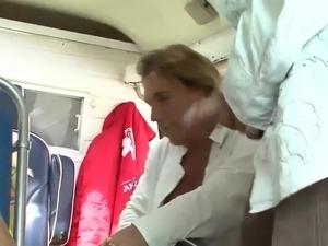 two pregnant gypsy slut