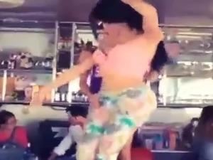 Kuwaiti arabian big massive ass shaking barbie