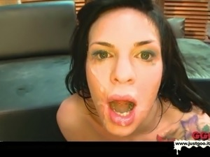 Tattoos, Anal and Tits - German Goo Girls