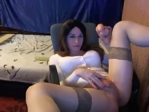 This tranny likes fucked asshole Big-cocks