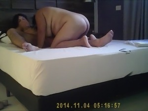 Chubby sucking my dick thick
