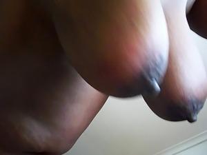 hanging saggy tits