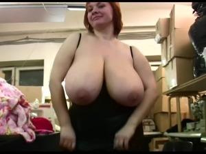 big saggy Anna