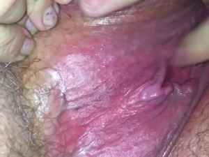 Fat hairy cunt