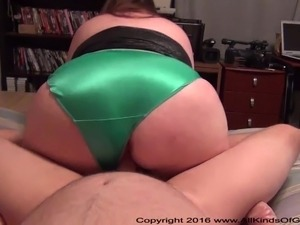 Anal 4foot 9inch Tall Mature BBW Mom